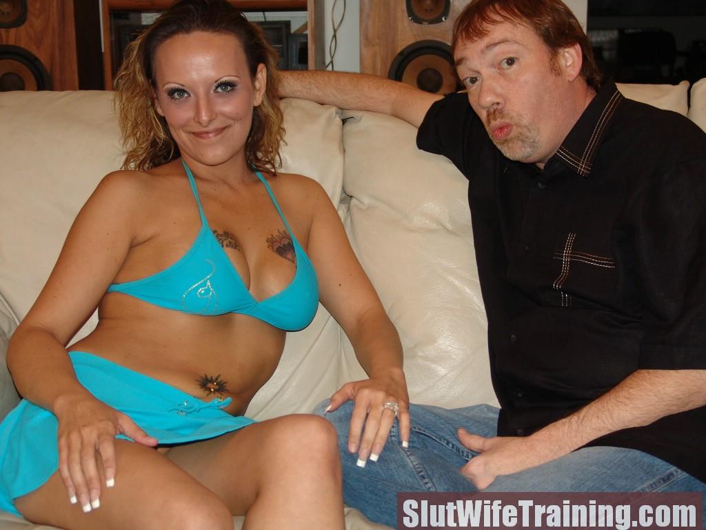 Slut Wife Training  Sexy Housewives Turned Into Sluts