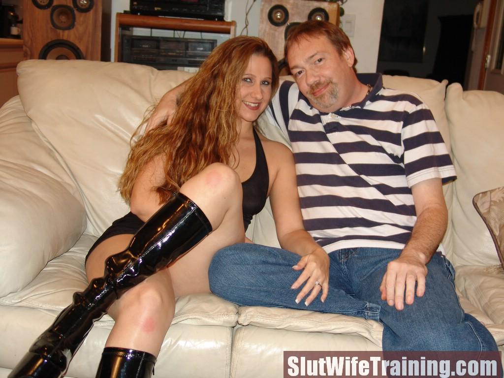 Slut wife traning com