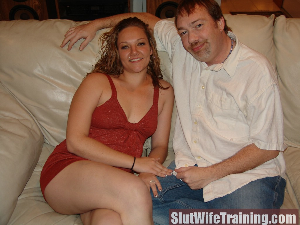 Young Wife Schooled in Gang Bang Skills! - XVIDEOSCOM