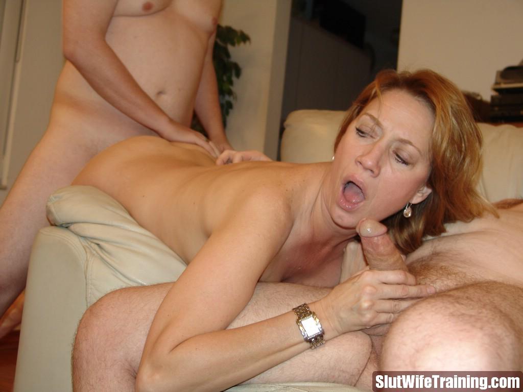 Tag team my wife porn