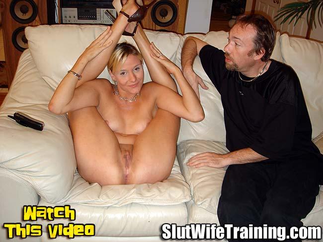 Slut training wife 7