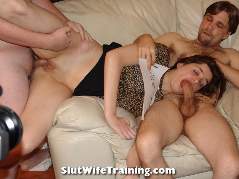 Slutwife training gifs