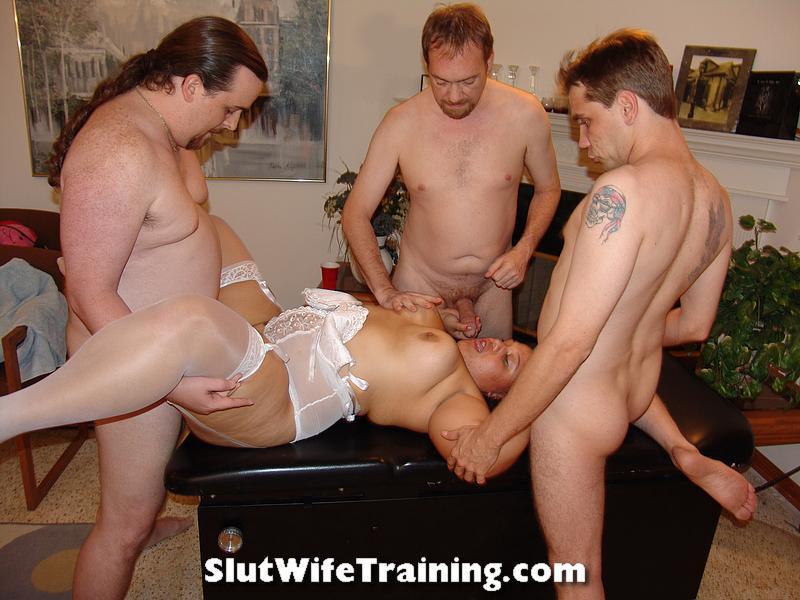 Sexy wife training